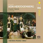 ウィーン・ピアノ・トリオ - ハインリヒ・フォン・ヘルツォーゲンベルク:ピアノ三重奏曲第1番・第2番