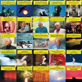レナード・バーンスタイン - 「レナード・バーンスタインの芸術」シリーズ10月14日発売25タイトルセット