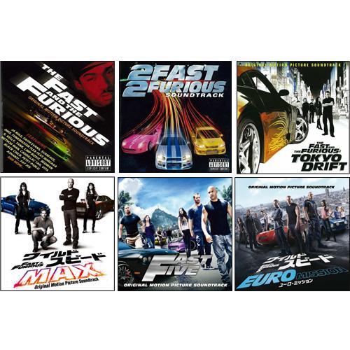 ワイルド スピード スーパー コンボ dvd ラベル