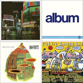 パブリック・イメージ・リミテッド - 「SHM-CD/紙ジャケットシリーズ」(2011年デジタル・リマスター)8タイトルセット
