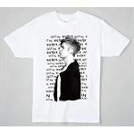 ジャスティン・ビーバー - Justin Bieber Side Face Tee