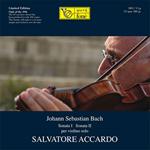 サルヴァトーレ:アッカルド - J.S.バッハ:無伴奏ヴァイオリンのためのソナタ第1&2番