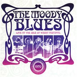 ザ・ムーディー・ブルース - ライヴ・アット・ザ・アイル・オブ・ワイト 1970