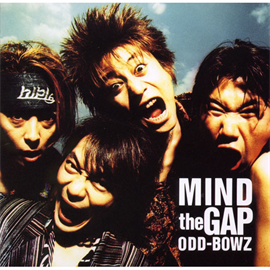横道坊主 - MIND the GAP