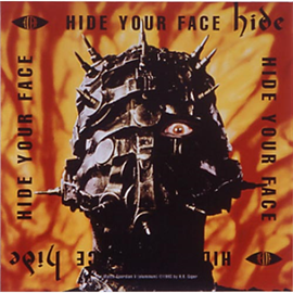 hide - HIDE YOUR FACE/HIDE