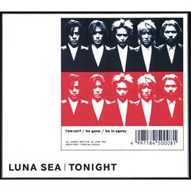 LUNA SEA - TONIGHT