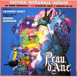 ミシェル・ルグラン - 「ロバと王女」 サウンドトラック