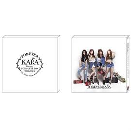 KARA - FOREVER KARA Blu-ray COMPLETE BOX 2010-2015 ~ALL JAPAN TOURS & CLIPS~