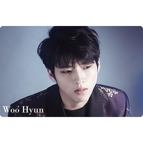 dilemma woo hyun music card infinite universal music japan