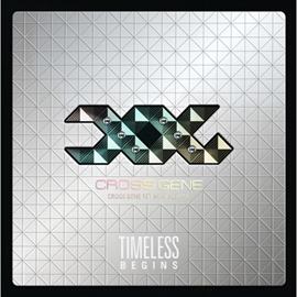 CROSS GENE - TIMELESS‐BEGINS‐ デラックスバージョン(韓国直輸入仕様)