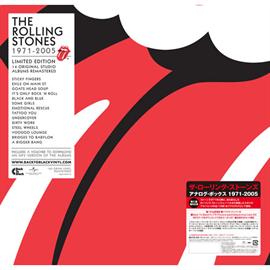 ザ・ローリング・ストーンズ - アナログ・ボックス 1971-2005