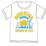 INFINITY 16 - Tシャツ/レボリューション朝日/白/Jr.L