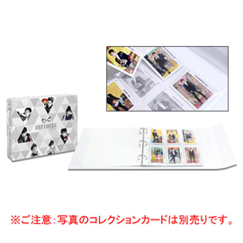 INFINITE - INFINITE COLLECTION CARD BINDER