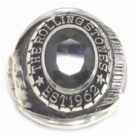 ザ・ローリング・ストーンズ - 50th Annniversary College Ring[カレッジ・リング]