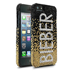 ジャスティン・ビーバー - JUSTIN BIEBER/IPHONE5 CASE GOLD GRADIENT