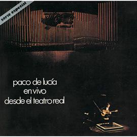 パコ・デ・ルシア - パコ・デ・ルシア・ライヴ