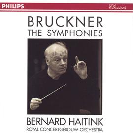 ベルナルト・ハイティンク - ブルックナー/交響曲全集