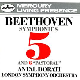 アンタル・ドラティ - ベートーヴェン:交響曲第5番《運命》第6番《田園》