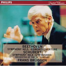 フランス・ブリュッヘン - ブリュッヘン/ベ-ト-ヴェン:交響曲「運