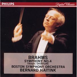 ベルナルト・ハイティンク - ハイティング/ブラ-ムス:交響曲第4番,