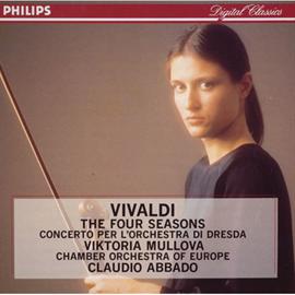 クラウディオ・アバド - アバド/ヴィヴァルディ:協奏曲集「四季」