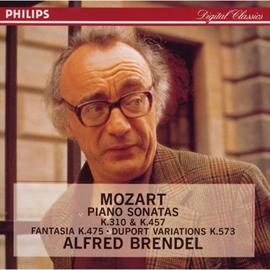 アルフレッド・ブレンデル - ブレンデル/モ-ツァルト:ピアノソナタ8
