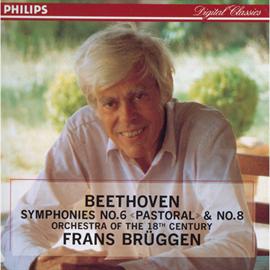 フランス・ブリュッヘン - ブリュッヘン/ベ-ト-ヴェン:交響曲6番