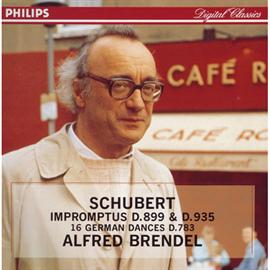アルフレッド・ブレンデル - ブレンデル/シュ-ベルト:即興曲集