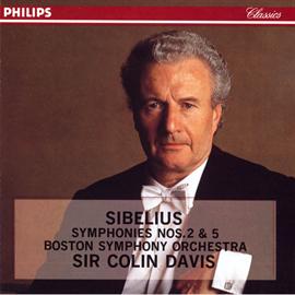 ホセ・カレーラス - デイヴィス/シベリウス:交響曲2番,5番