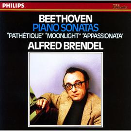 アルフレッド・ブレンデル - ベートーヴェン/ピアノ・ソナタ第8番「悲
