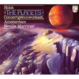 サー・ネヴィル・マリナー - マリナー指揮/ホルスト:<惑星>