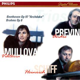 アンドレ・プレヴィン - ベートーヴェン/ピアノ3重奏曲第7番「大