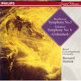 ベルナルト・ハイティンク - ベートーヴェン:交響曲第5番《運命》、シューベルト:交響曲第8番《未完成》