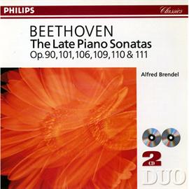 アルフレッド・ブレンデル - ベートーヴェン:後期6大ピアノ・ソナタ集