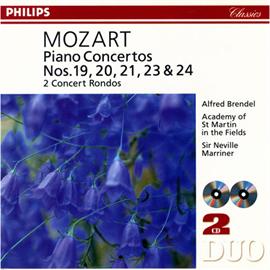 アルフレッド・ブレンデル - モーツァルト:ピアノ協奏曲集