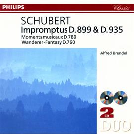 アルフレッド・ブレンデル - シューベルト:ピアノ作品集
