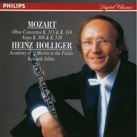 ハインツ・ホリガー - モーツァルト/オーボエ協奏曲ハ長調