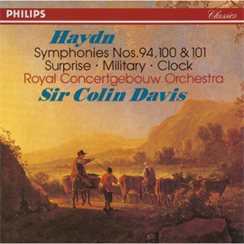 サー・コリン・デイヴィス - ハイドン/交響曲第94,100,101番