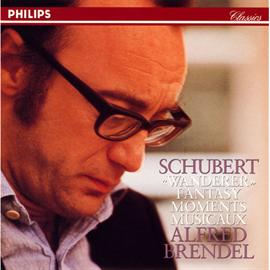 アルフレッド・ブレンデル - シューベルト:《さすらい人》幻想曲、楽興の時