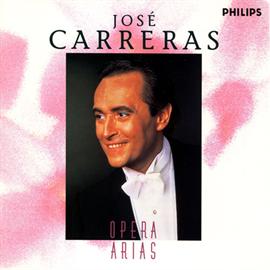 ホセ・カレーラス - 《妙なる調和/オペラ・アリア集》