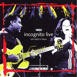 インコグニート - TOKYO LIVE 1996
