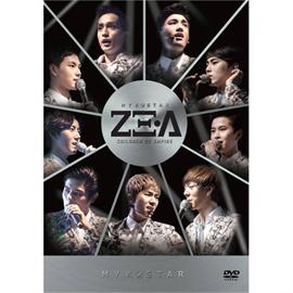 ZE:A - MY K-STAR ZE:A DVD