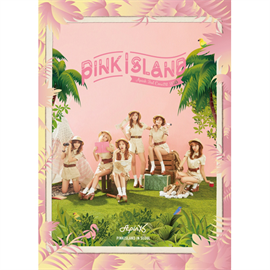 Apink - APINK 2nd CONCERT 「PINK ISLAND」 IN SEOUL