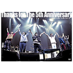 Brand New Vibe - BNV LIVE FILM Vol.3 ~Thanks for The 5th Anniversary~