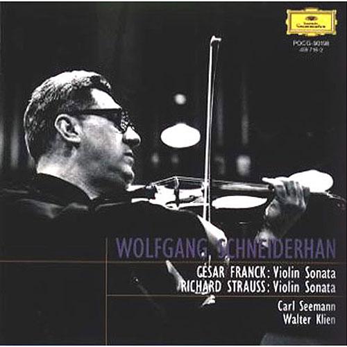 フランク、R.シュトラウス:ヴァイオリン・ソナタ[CD ...