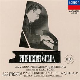 フリードリヒ・グルダ - ベートーヴェン:ピアノ協奏曲第1番