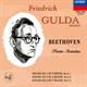 フリードリヒ・グルダ - ベートーヴェン:ピアノ・ソナタVOL.1