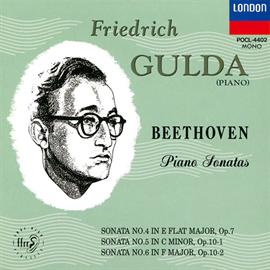 フリードリヒ・グルダ - ベートーヴェン:ピアノ・ソナタVOL.2
