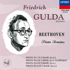 フリードリヒ・グルダ - ベートーヴェン:ピアノ・ソナタVOL.3