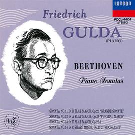 フリードリヒ・グルダ - ベートーヴェン:ピアノ・ソナタVOL.4